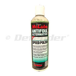 McLube Hullkote Antifoul Alternative Speed Polish