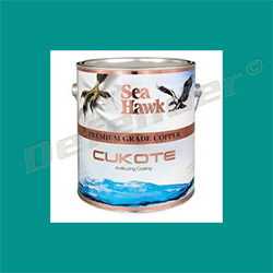 Sea Hawk Cukote Antifouling Paint