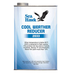 Sea Hawk Cool Weather Reducer - Gallon