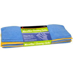 Buffalo Industries Microfiber Cleaning Towels