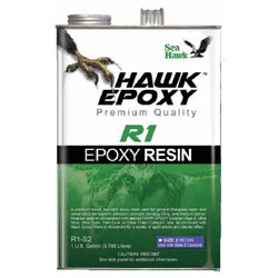 Sea Hawk Epoxy Resin - Size 2 / (1) Gallon