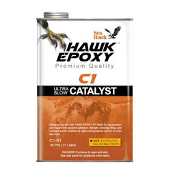 Sea Hawk C1 Ultra Slow Catalyst - Size 1 / (0.66) Pint