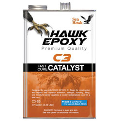 Sea Hawk C3 Fast Catalyst - Size 3 / (0.87) Gallon