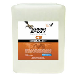Sea Hawk C5 Clear Finish Catalyst - Size 3 / (1.45) Gallon