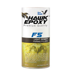 Sea Hawk Light Density Fairing Filler