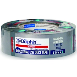 Blue Dolphin Heavy Duty Industrial Exterior / Interior Duct Tape