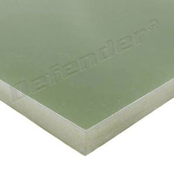 "Current G10 (FR-4 Flame Rated) Fiberglass Board 1/4"" Thick"
