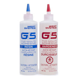 West Systems G/5 Five-Minute Adhesive - 32 Ounce