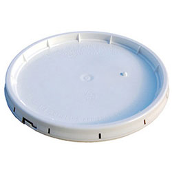 Encore Plastics Industrial Lid - Tear-Strip Gasketed Lid