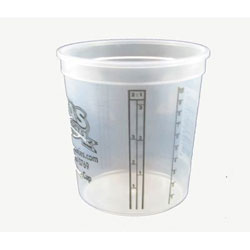 MAS Ratio and Measure Mixing Cups