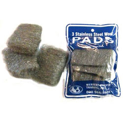 Western Pacific Trading Stainless Steel Wool Pads