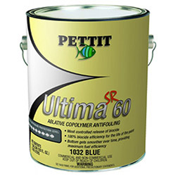 Pettit Ultima SR-60 Antifouling Bottom Paint with PTFE