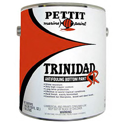 Pettit Trinidad SR Antifouling Bottom Paint with PTFE