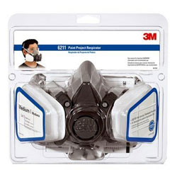 3M Marine Paint Project Respirator - 6000 Series
