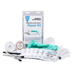 West Systems 105-K Fiberglass Boat Repair Kit