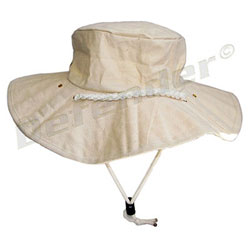 Green Mountain Sun and Rain Hat - Size Large