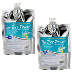 Forespar Tea Tree Power Gel Refill Pouch