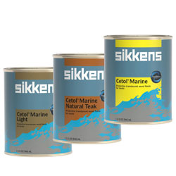 Interlux Sikkens Cetol Marine Wood Finish