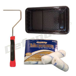 ArroWorthy MicroFiber Mini Roller Kit