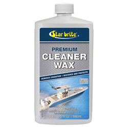 Star brite Premium One Step Heavy Duty Cleaner Wax with PTEF