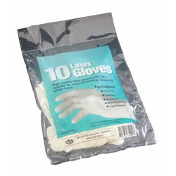 Western Pacific Trading Disposable Latex Gloves