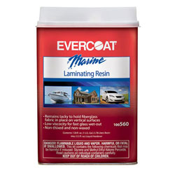 Evercoat Laminating Resin