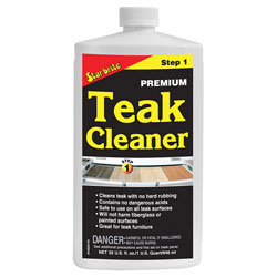 Star brite Teak Cleaner
