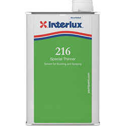 Interlux 216 Special Thinner - Pint