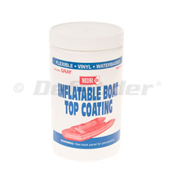 MDR Inflatable Boat Top Coating