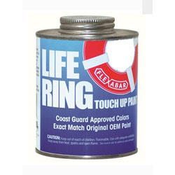 Flexdel Life Ring Touch Up Paint