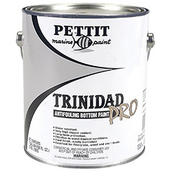 Pettit Trinidad Pro Antifouling Bottom Paint with PTFE