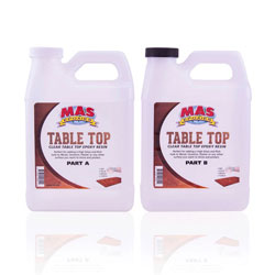 MAS Table Top Epoxy Resin Kit