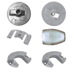 Martyr Mercruiser Outdrive Sacrificial Anode Kit