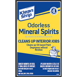 Klean-Strip Odorless Mineral Spirits