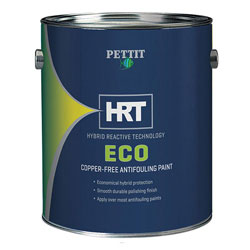 Pettit ECO HRT Copper-Free Antifouling