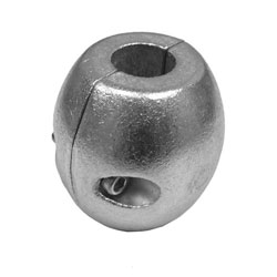 Performance Metals 'Red Dot' Shaft Sacrificial Anode