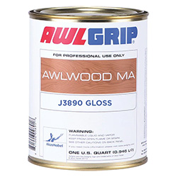 Awlwood MA Clear Topcoat Finish - Gloss
