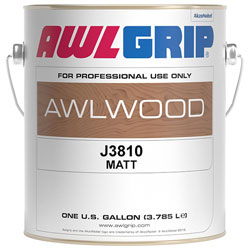 Awlgrip Awlwood MA Satin Matt Finish