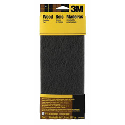 3M Marine Synthetic Abrasive Pad - Fine Gray