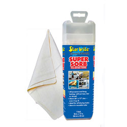 Star brite Supersorb Smooth Synthetic PVA Wipe