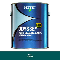 Pettit Odyssey HD Ablative Green Bottom Paint