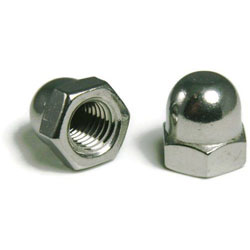 SeaChoice Stainless Steel Cap Nuts