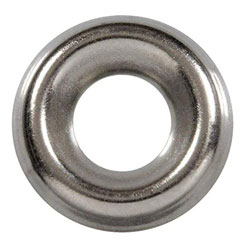 SeaChoice Stainless Steel Finishing Washers