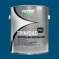Pettit Trinidad Pro SR Antifouling Paint with Irgarol - Gallon