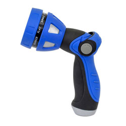 HoseCoil Thumb Lever Nozzle Spray Head