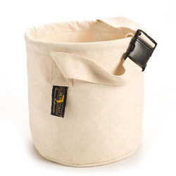 Green Mountain Deluxe Canvas Bucket