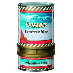 Epifanes Two Part Semi-Gloss Polyurethane Primer - Gray, 3 Liters