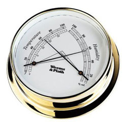 Weems & Plath Endurance 085 Comfortmeter - Brass