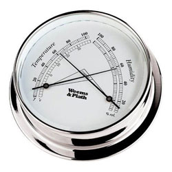 Weems & Plath Endurance 125 Comfortmeter - Chrome
