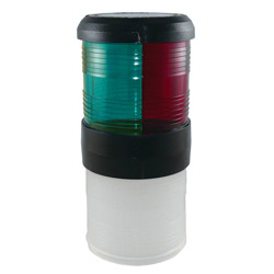 Aqua Signal Tri-Color Replacement Lens Assembly